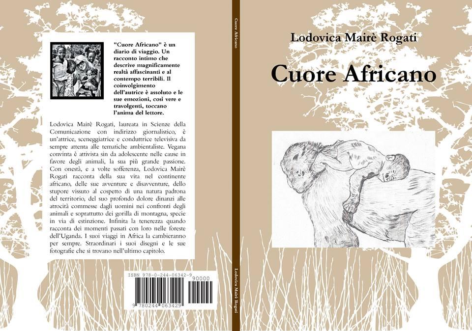 """Lodovica Rogati pubblica """"Cuore Africano"""""""