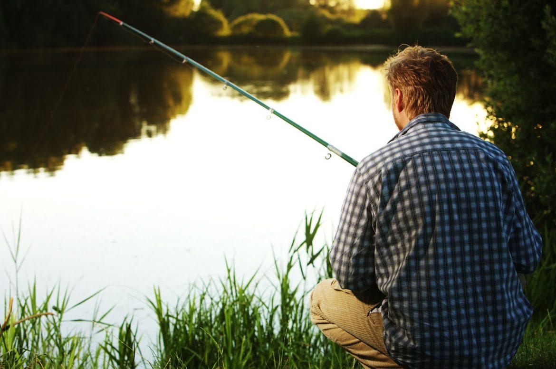 Il bello della pesca