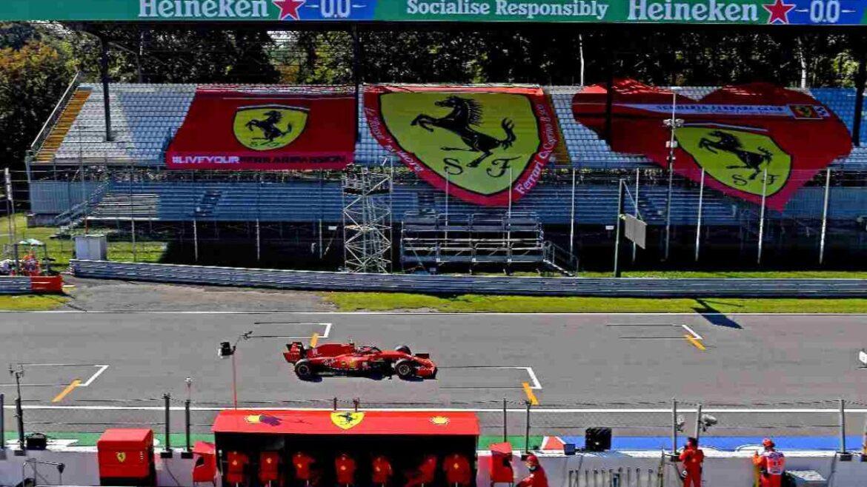 F1, Monza pensa per i tifosi a tribune no-covid